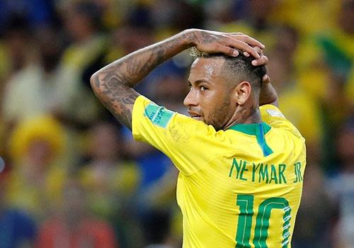 Phuong an phong toa Neymar de tien Brazil ve nuoc hinh anh