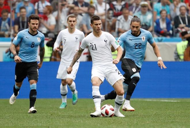 DT Phap vao ban ket World Cup sau chien thang 2-0 truoc Uruguay hinh anh 28