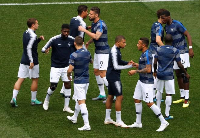 DT Phap vao ban ket World Cup sau chien thang 2-0 truoc Uruguay hinh anh 21