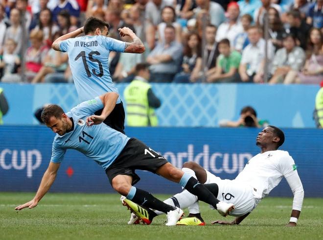DT Phap vao ban ket World Cup sau chien thang 2-0 truoc Uruguay hinh anh 33