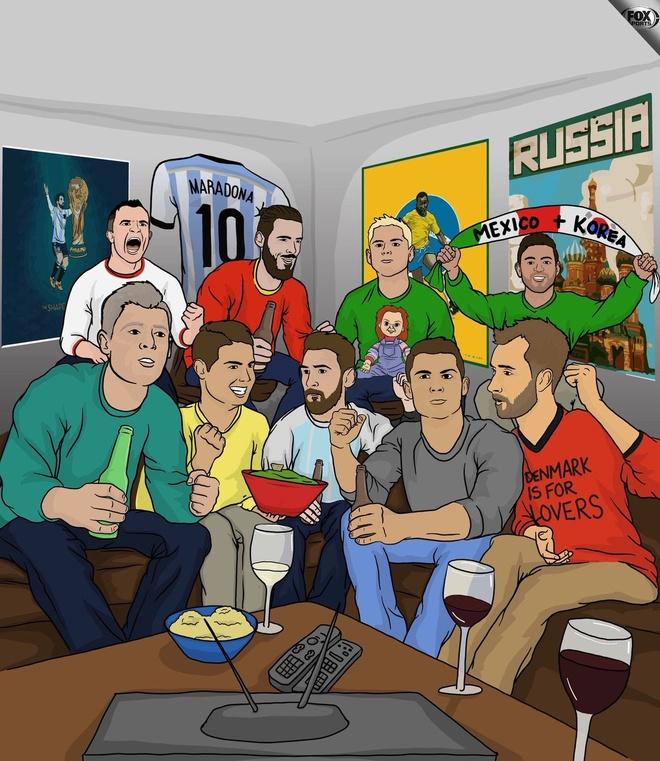 DT Phap vao ban ket World Cup sau chien thang 2-0 truoc Uruguay hinh anh 32