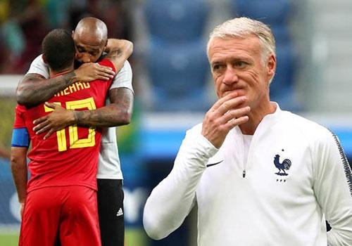 Tai sao Thierry Henry muon ha tuyen Phap bang moi gia? hinh anh