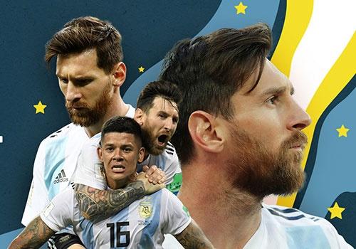 Argentina tu Maradona den Messi: Nat bay khong chi o mot World Cup hinh anh