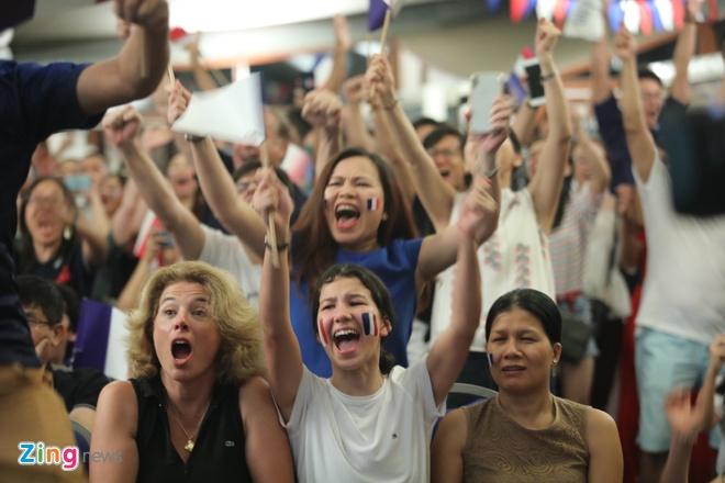Ha Croatia, 'The he vang' dua tuyen Phap len dinh the gioi sau 20 nam hinh anh 73