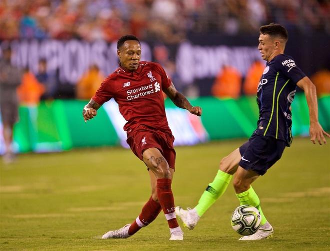 Man City vs Liverpool (1-2): Salah va Mane giup 'The Kop' thang nguoc hinh anh 15