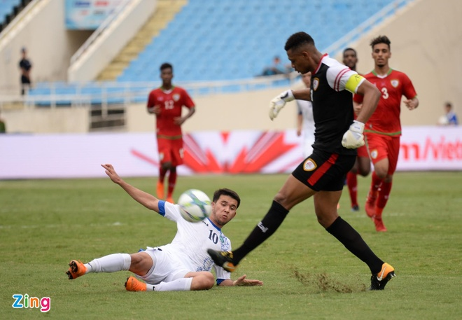 Olympic VN 2-1 Olympic Palestine: Cong Phuong ghi ban va kien tao hinh anh 18