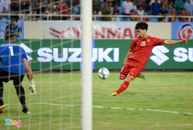 Olympic VN 2-1 Olympic Palestine: Cong Phuong ghi ban va kien tao hinh anh 28