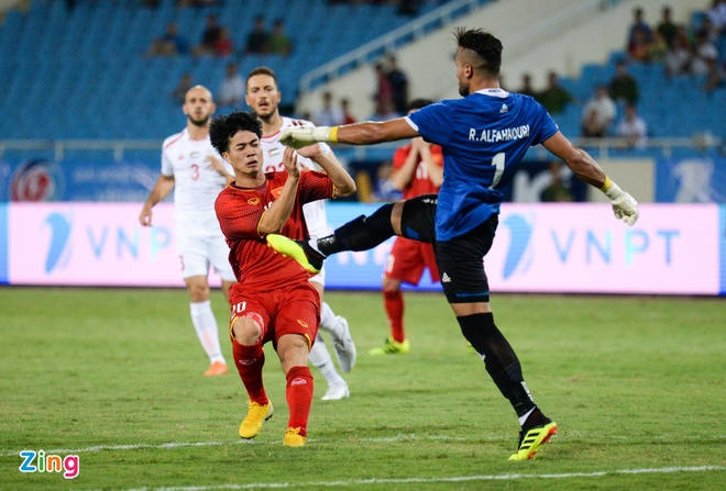Olympic VN 2-1 Olympic Palestine: Cong Phuong ghi ban va kien tao hinh anh 21