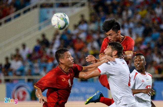 Olympic VN 2-1 Olympic Palestine: Cong Phuong ghi ban va kien tao hinh anh 22