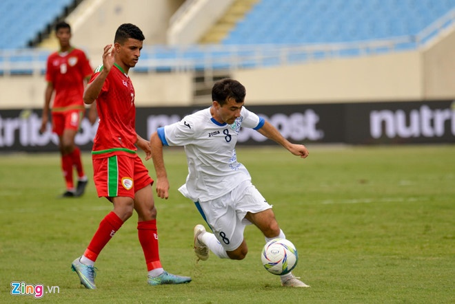 Olympic VN 2-1 Olympic Palestine: Cong Phuong ghi ban va kien tao hinh anh 17