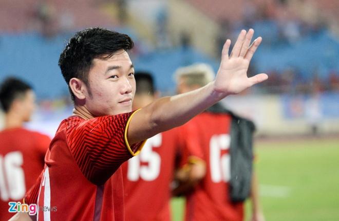 Olympic VN vs Olympic Oman (1-0): Doan Van Hau ghi ban dep mat hinh anh 14