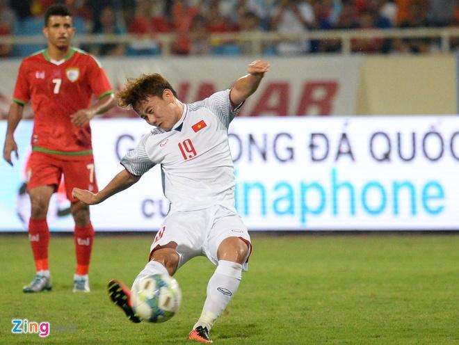 Olympic VN vs Olympic Oman (1-0): Doan Van Hau ghi ban dep mat hinh anh 23