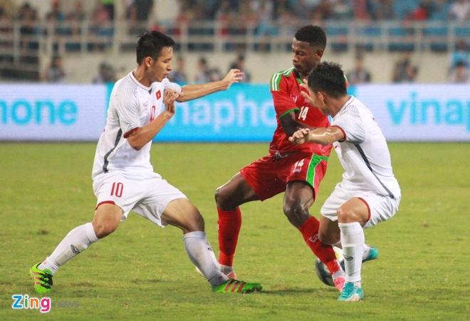Olympic Viet Nam vs Olympic Oman anh 27
