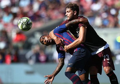 Barca vs AC Milan (0-1): Nhan ban thua phut 90+3 hinh anh 14