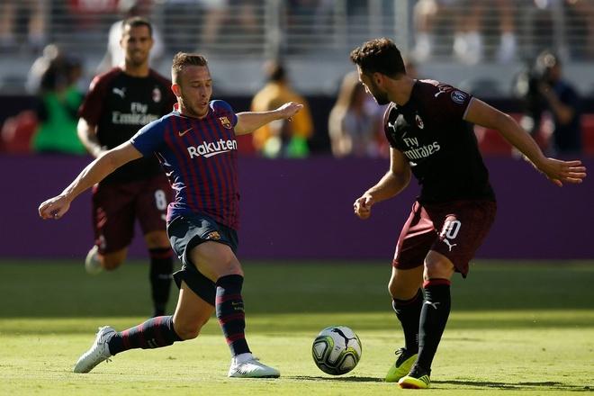 Barca vs AC Milan (0-1): Nhan ban thua phut 90+3 hinh anh 20