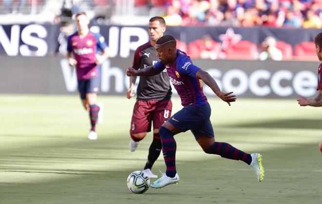 Barca vs AC Milan (0-1): Nhan ban thua phut 90+3 hinh anh 15