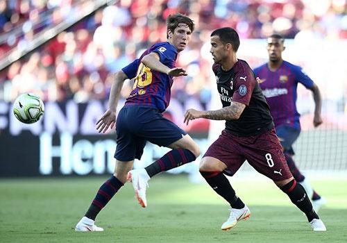 Barca vs AC Milan (0-1): Nhan ban thua phut 90+3 hinh anh 16