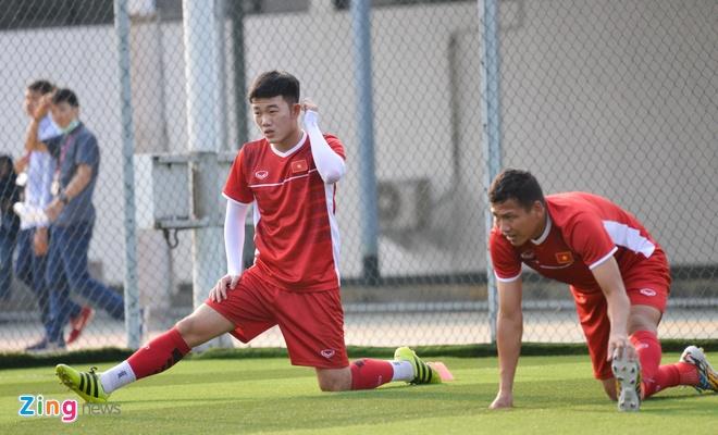 Olympic VN 3-0 Olympic Pakistan: Cong Phuong da hong 2 qua penalty hinh anh 9