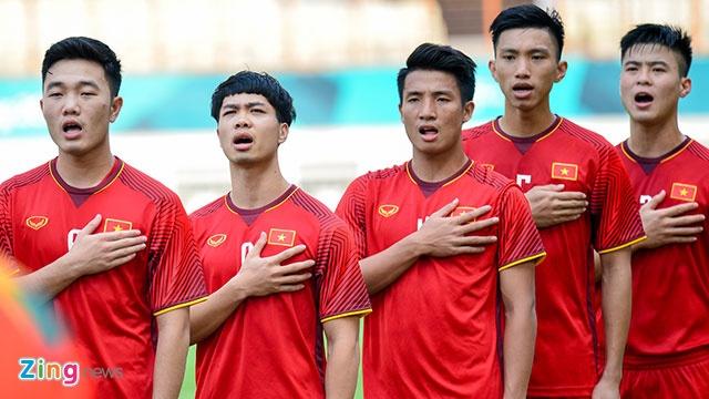 Olympic VN 3-0 Olympic Pakistan: Cong Phuong da hong 2 qua penalty hinh anh 21