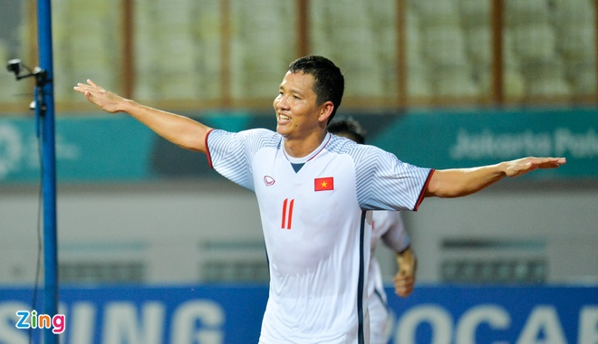 Danh bai Nepal 2-0, Olympic Viet Nam vao vong knock-out ASIAD hinh anh 21