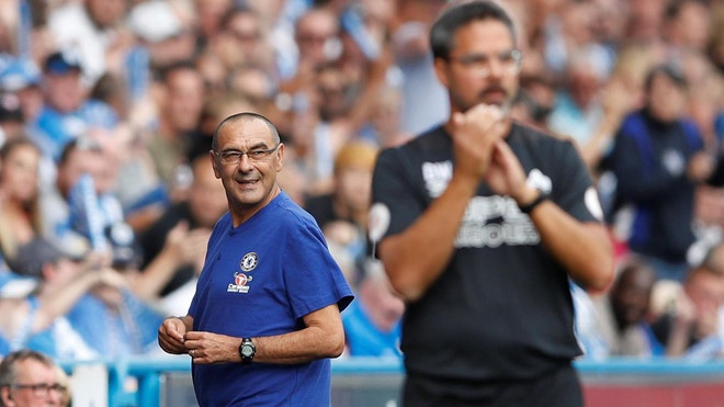 Chelsea vs Arsenal (3-2): Hazard kien tao, Oezil gay that vong hinh anh 3