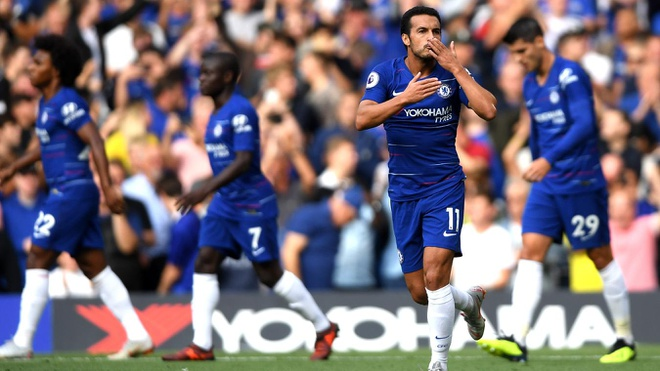 Chelsea vs Arsenal (3-2): Hazard kien tao, Oezil gay that vong hinh anh 19
