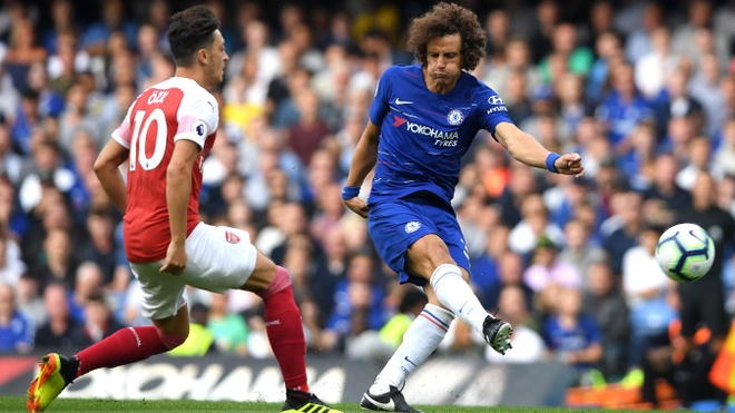 Chelsea vs Arsenal (3-2): Hazard kien tao, Oezil gay that vong hinh anh 20