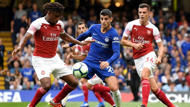 Chelsea vs Arsenal (3-2): Hazard kien tao, Oezil gay that vong hinh anh 21