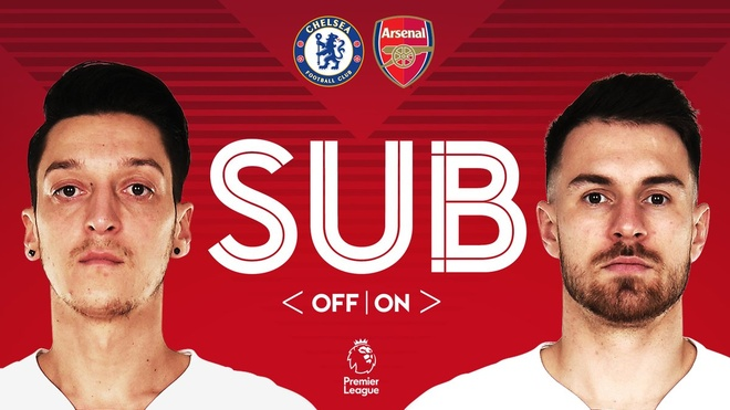 Chelsea vs Arsenal (3-2): Hazard kien tao, Oezil gay that vong hinh anh 26