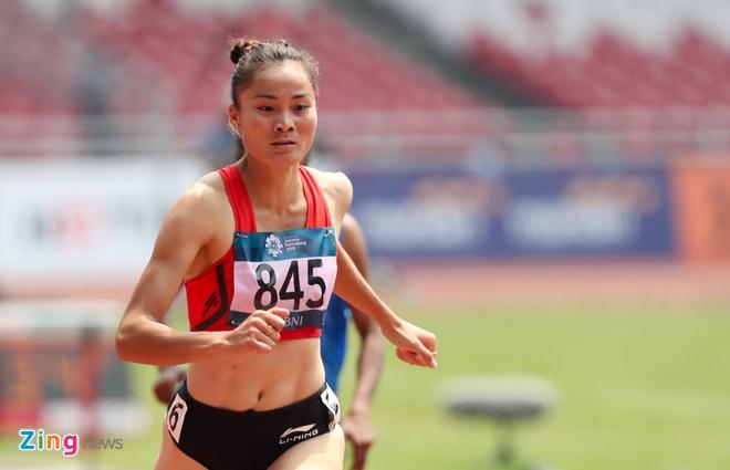 ASIAD ngay 26/8: Le Tu Chinh khong the vao chung ket chay 100 m nu hinh anh 24