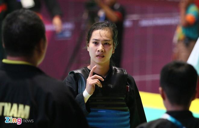 ASIAD ngay 26/8: Le Tu Chinh khong the vao chung ket chay 100 m nu hinh anh 31
