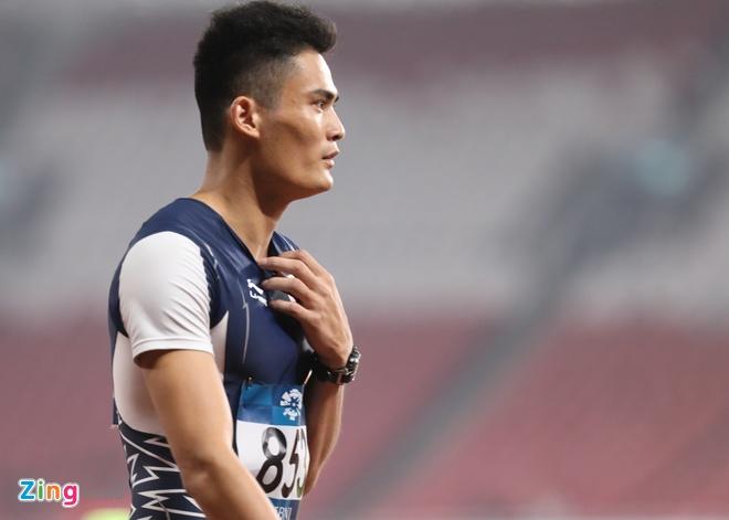 ASIAD ngay 26/8: Le Tu Chinh khong the vao chung ket chay 100 m nu hinh anh 70