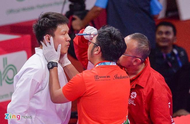 ASIAD ngay 26/8: Le Tu Chinh khong the vao chung ket chay 100 m nu hinh anh 3