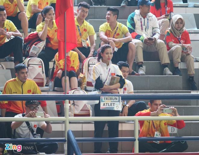 ASIAD ngay 26/8: Le Tu Chinh khong the vao chung ket chay 100 m nu hinh anh 18