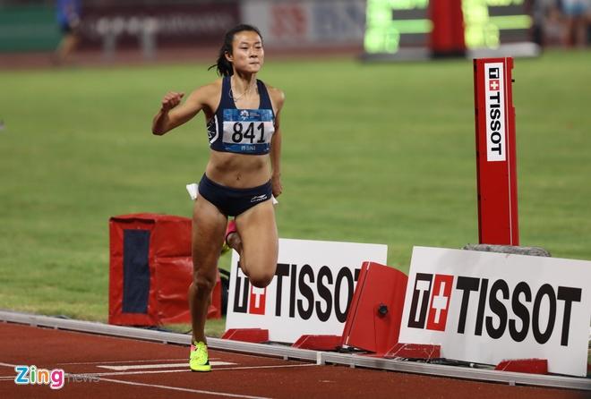 ASIAD ngay 26/8: Le Tu Chinh khong the vao chung ket chay 100 m nu hinh anh 63