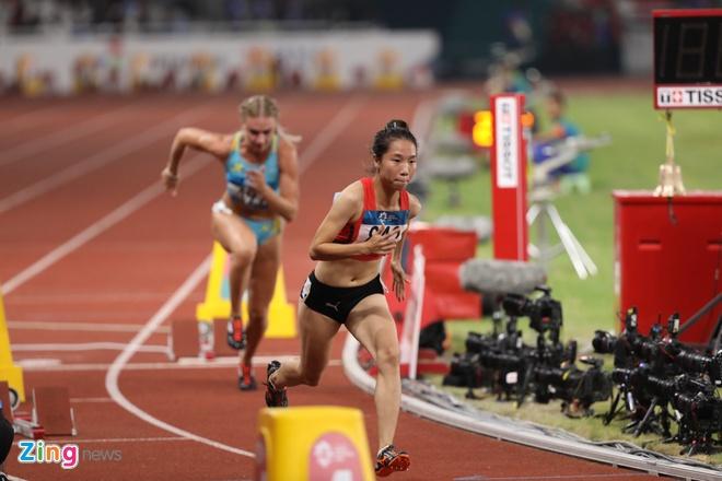 ASIAD ngay 26/8: Le Tu Chinh khong the vao chung ket chay 100 m nu hinh anh 68