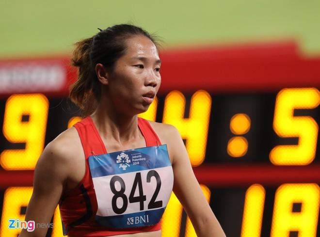 ASIAD ngay 26/8: Le Tu Chinh khong the vao chung ket chay 100 m nu hinh anh 69