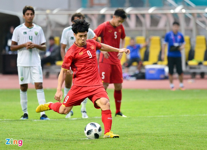 Olympic Viet Nam vs Olympic UAE anh 3
