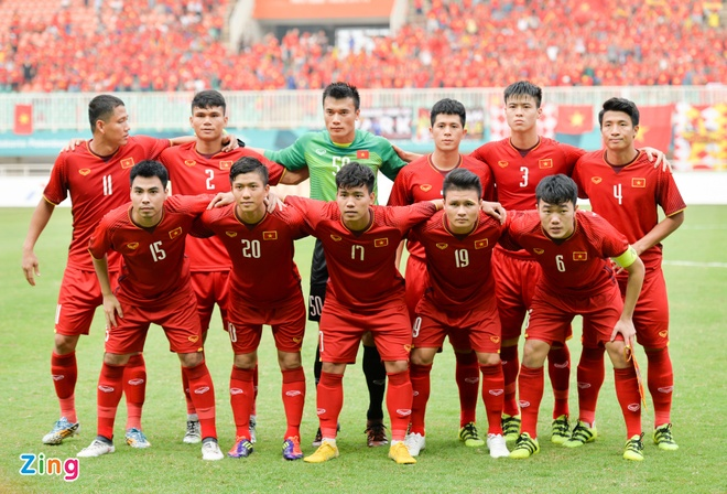 Olympic Viet Nam vs Olympic UAE anh 4