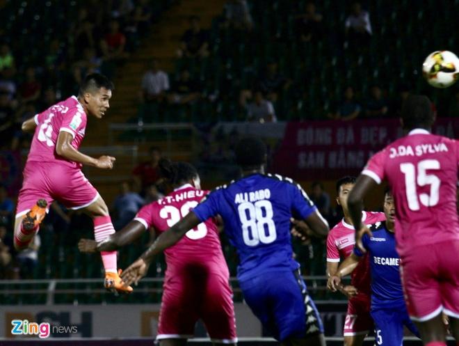 CLB Ha Noi lap ky luc vo dich V.League truoc 5 vong dau hinh anh 18