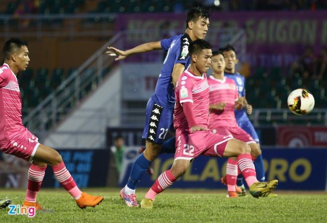 CLB Ha Noi lap ky luc vo dich V.League truoc 5 vong dau hinh anh 13
