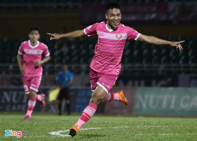 CLB Ha Noi lap ky luc vo dich V.League truoc 5 vong dau hinh anh 19