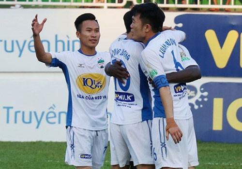 CLB Ha Noi lap ky luc vo dich V.League truoc 5 vong dau hinh anh 7