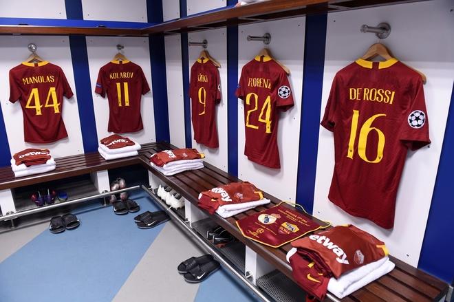 Real vs Roma anh 13
