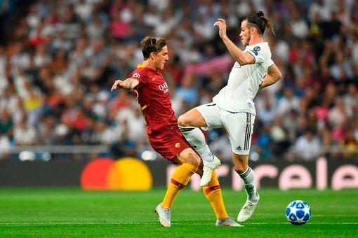 Real vs Roma anh 22