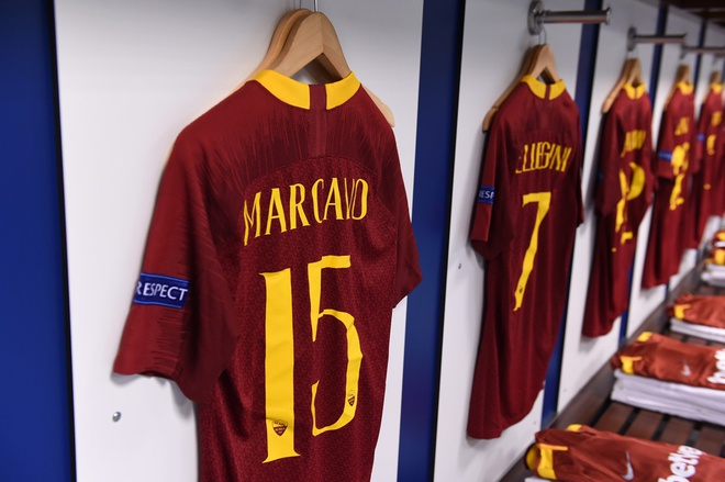 Real vs Roma anh 12