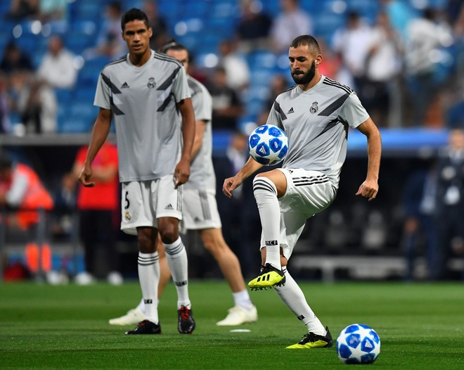 Real vs Roma anh 17