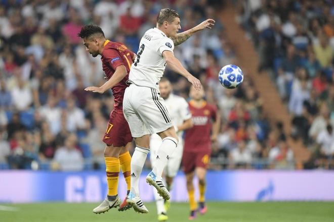 Real vs Roma anh 25