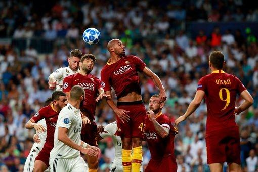 Real vs Roma anh 26
