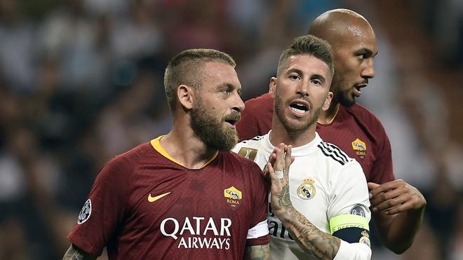 Real vs Roma anh 27